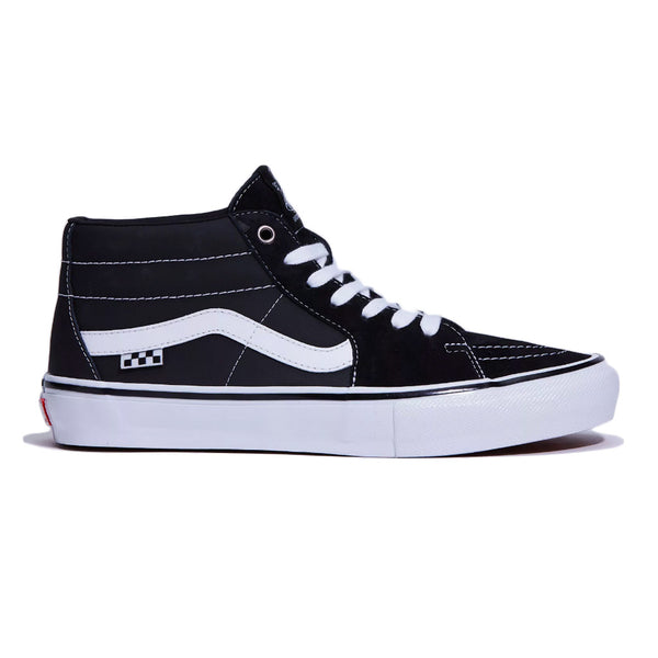 Vans Skate Grosso Mid Black/ White