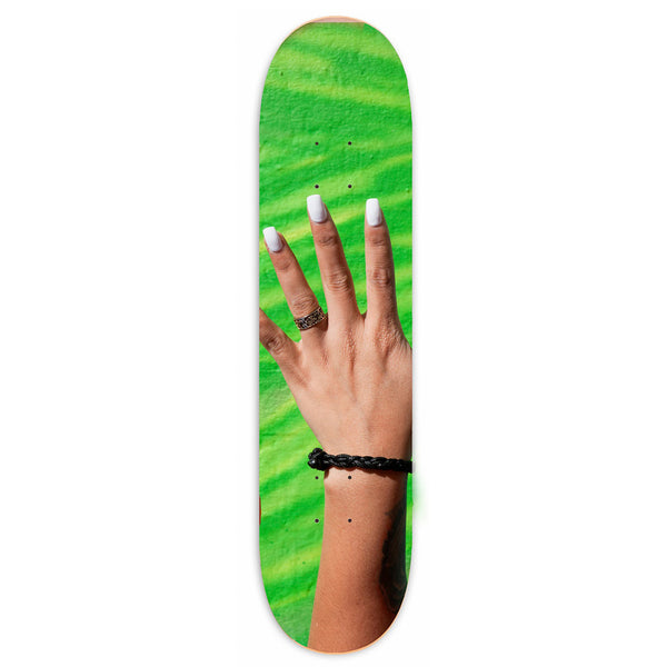 Welcome Board Hand AMX 8.125