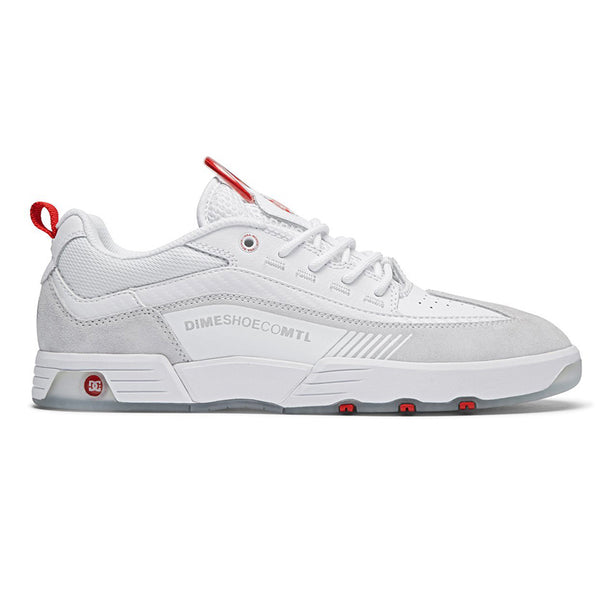 DC x Dime Legacy S White/Red Q.