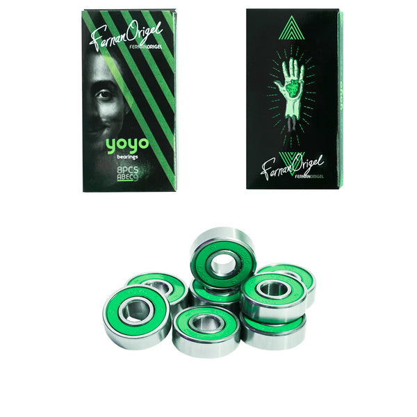 Yoyo Origel (Green)