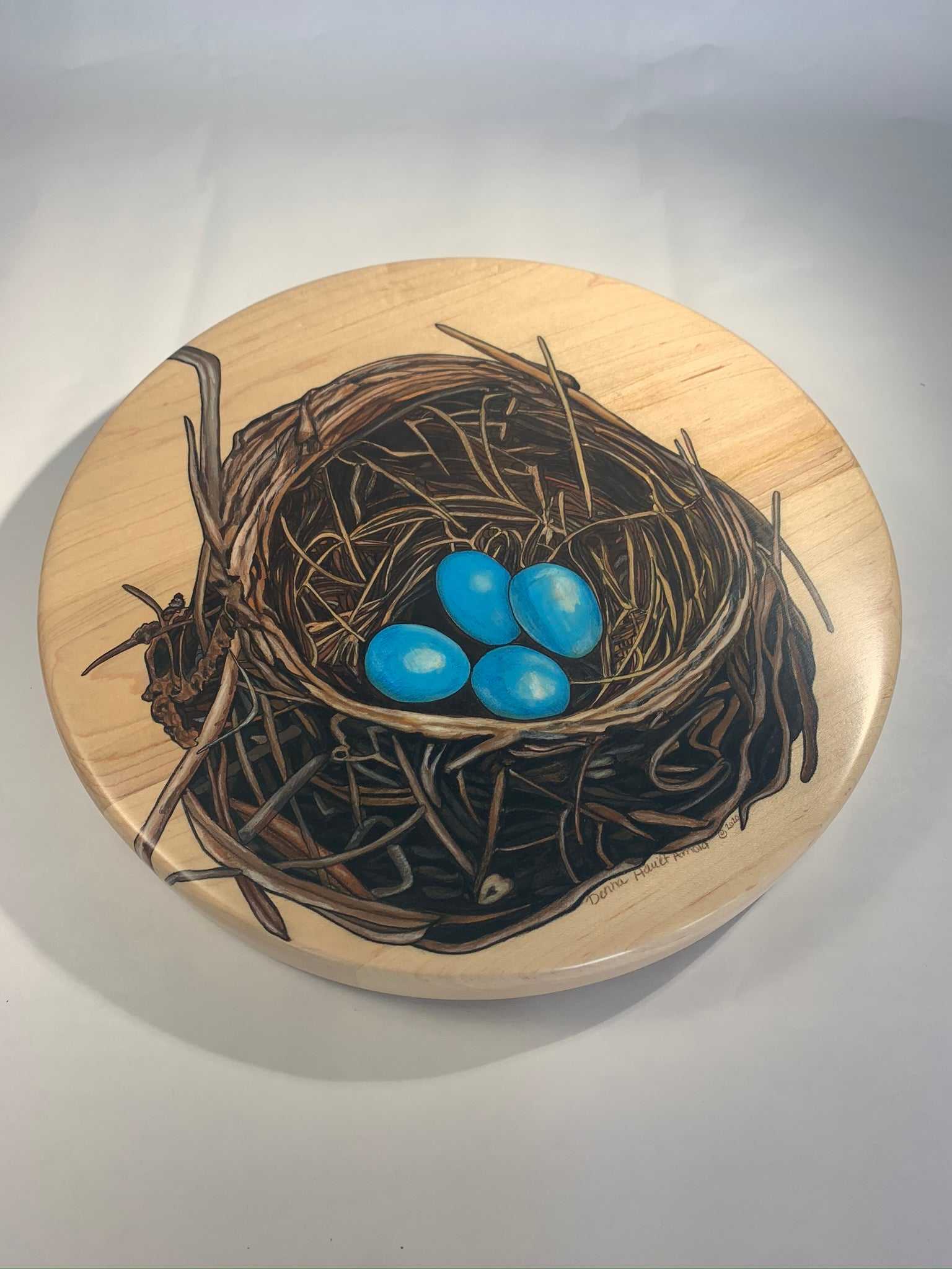 Robins Nest Lazy Susan