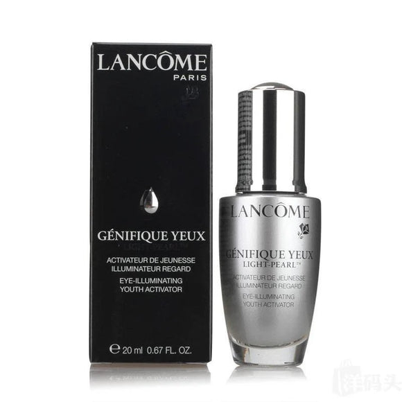 BUY 1 GET 1 FREE! Lancome Genifique Yeux Light Pearl Eye Concentrate 升級版冰鑽亮眼精華 20ml - toppridehk