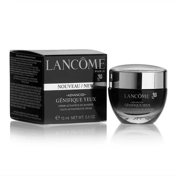 BUY 1 GET 1 FREE! Lancome Advanced Genifique Yeux Youth Activating Smoothing Eye Cream 升級版嫩肌活膚眼霜 15ml - toppridehk