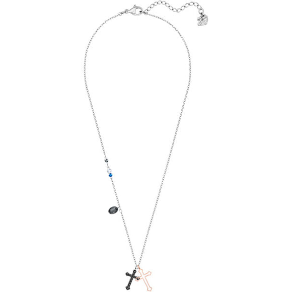 Swarovski Symbolic Mini Cross Necklace 施華洛世奇十字架項鍊 - 品薈toppridehk