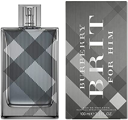 Burberry Brit For Him EDT 風格男性淡香水 100ml