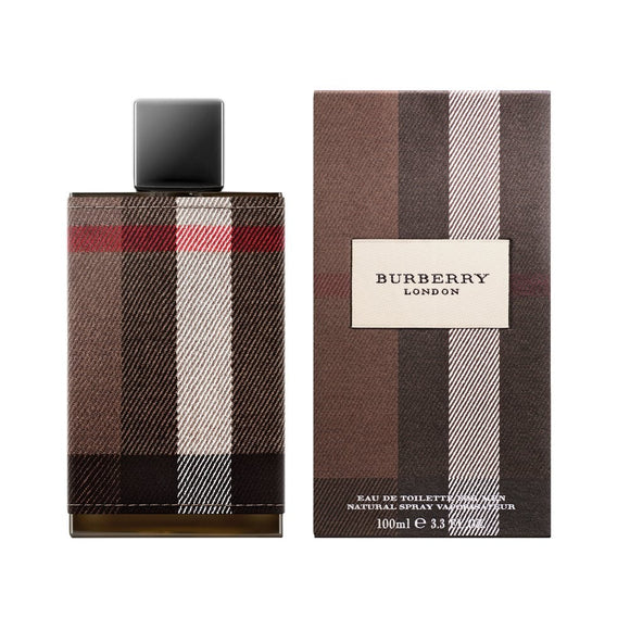 Burberry London for Men EDT 倫敦男性淡香水 100ml