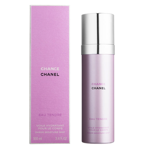 Chanel Chance Eau Tendre Body Spray (Sheer Moisture Mist) 粉紅邂逅身體噴霧 100ml