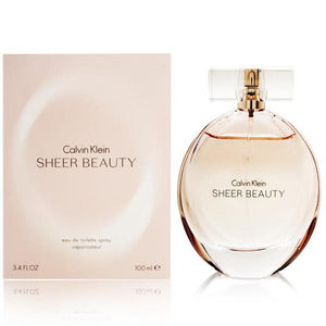 Calvin Klein CK Sheer Beauty Women EDT 純淨雅致女士淡香水 100ml - 品薈toppridehk