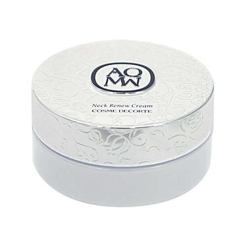 Cosme Decorte AQMW Neck Renew Cream 日本黛珂白檀彈力緊致頸霜 50g