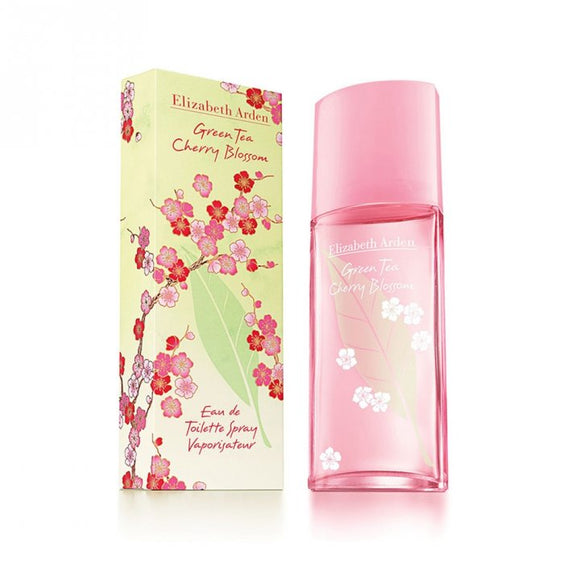 BUY 1 GET 1 FREE! Elizabeth Arden Green Tea Cherry Blossom EDT  綠茶櫻花女士淡香水 100ml - 品薈toppridehk