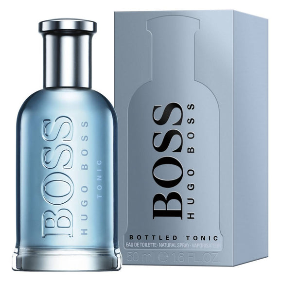 Hugo Boss Bottled Tonic EDT 勁藍自信男士淡香水 50ml - toppridehk