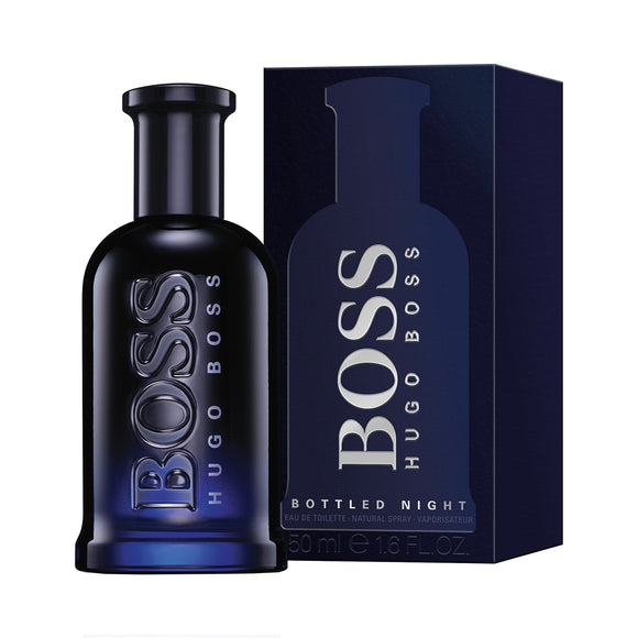 Hugo Boss Bottled Night EDT 夜自信男士淡香水 30ml/50ml/100ml - toppridehk