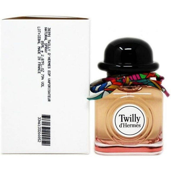 Hermes Twilly D'Hermes EDP 愛馬仕絲巾女性淡香精 (Tester) 85ml