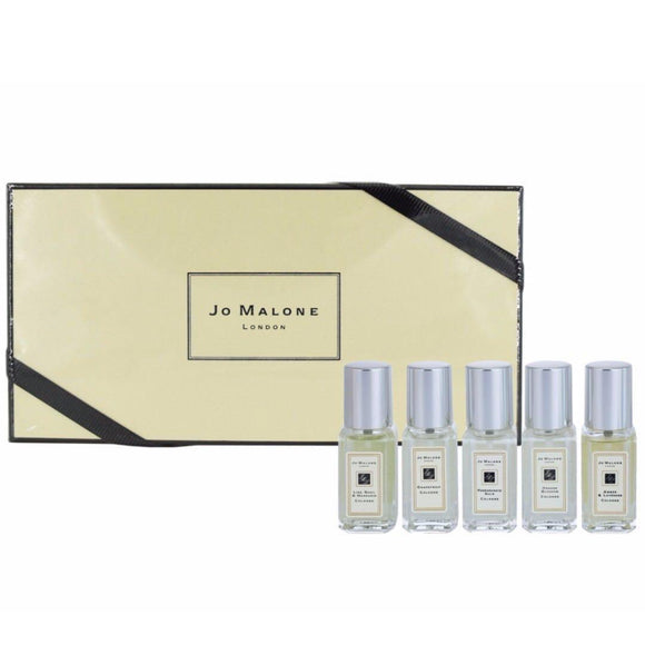 Jo Malone Cologne Collection 5pcs 香水中樣五件套裝 9ml x5 - toppridehk