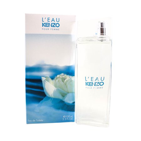 Kenzo L'Eau Pour Femme EDT 水之戀女性淡香水 100ml - toppridehk