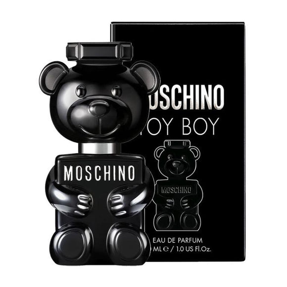 Moschino Toy Boy EDP 黑熊男士香水 30ml - toppridehk