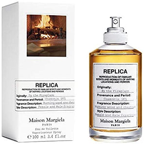 Maison Martin Margiela By The Fireplace EDT 壁爐火光 100ml