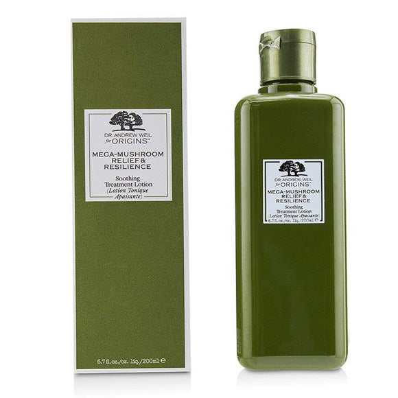 Origins Mega-Mushroom Relief & Resilience Soothing Treatment Lotion 200ml 靈芝菇菌抗逆健膚紓緩水 (蘑菇水) 200ml