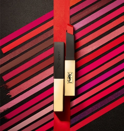 YSL Rouge Pur Couture The Slim Matte Lipstick 奢華緞面絲絨唇膏 #21 - 品薈toppridehk