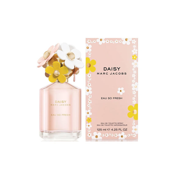 Marc Jacobs Daisy Eau So Fresh EDT 粉雛菊女士淡香水 125ml - toppridehk