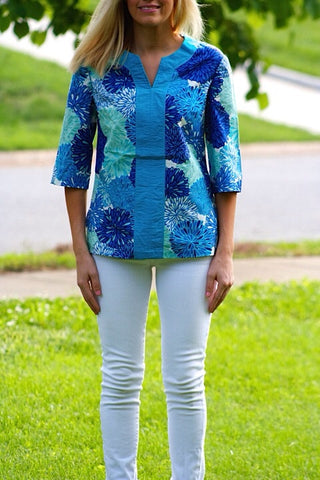 Ellie Tunic Top