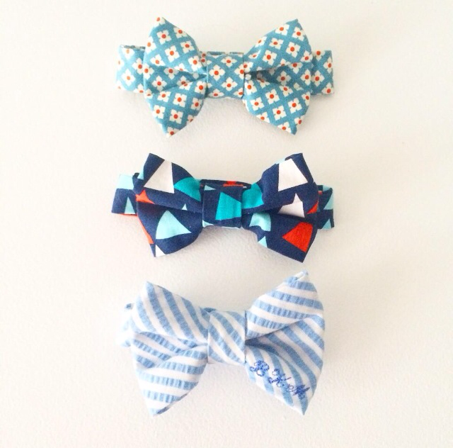 Beau Ties for Baby+Kids