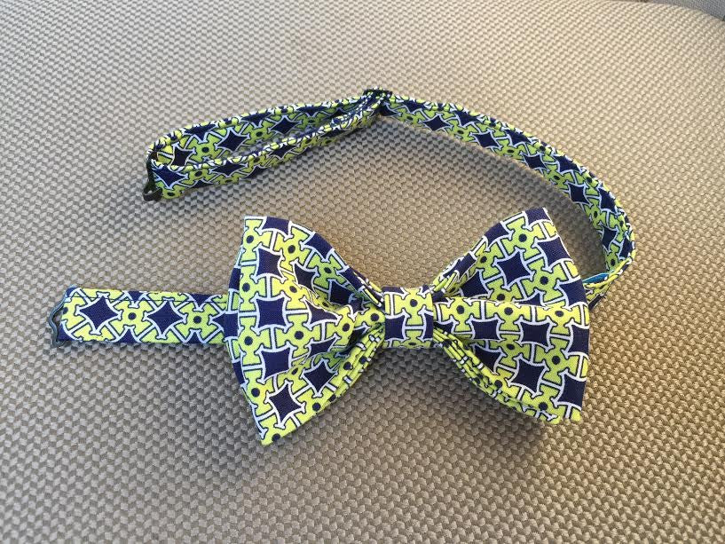 Adjustable Pre-Tied Beau Ties