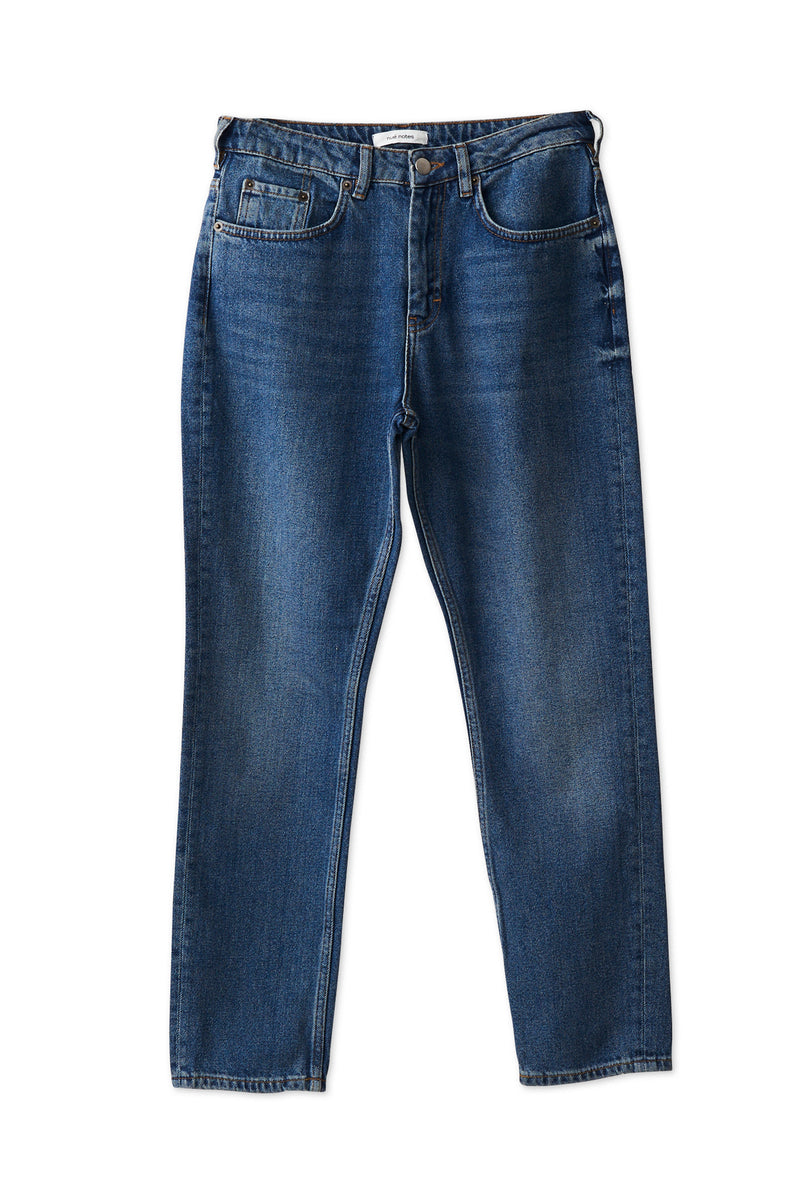 Stinna Jeans - Heavy Washed Denim