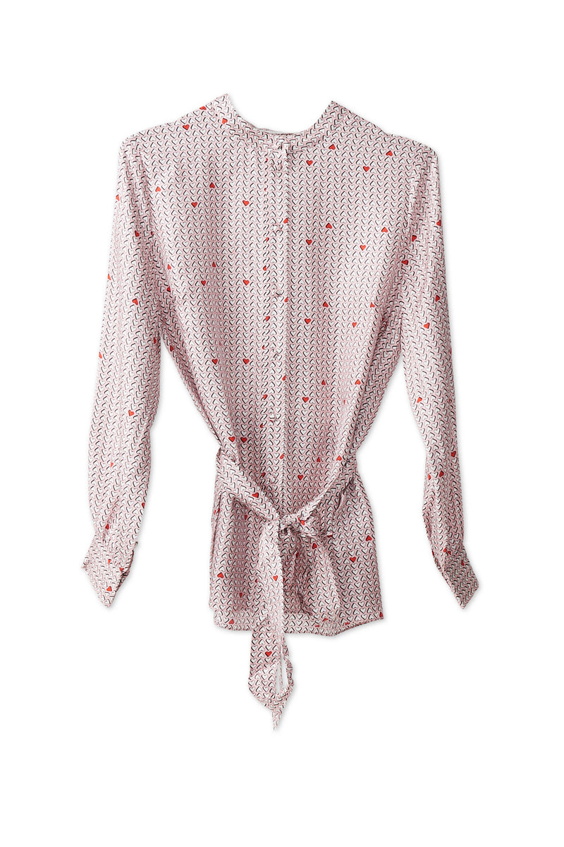 Alicia Shirt - Coral Blush