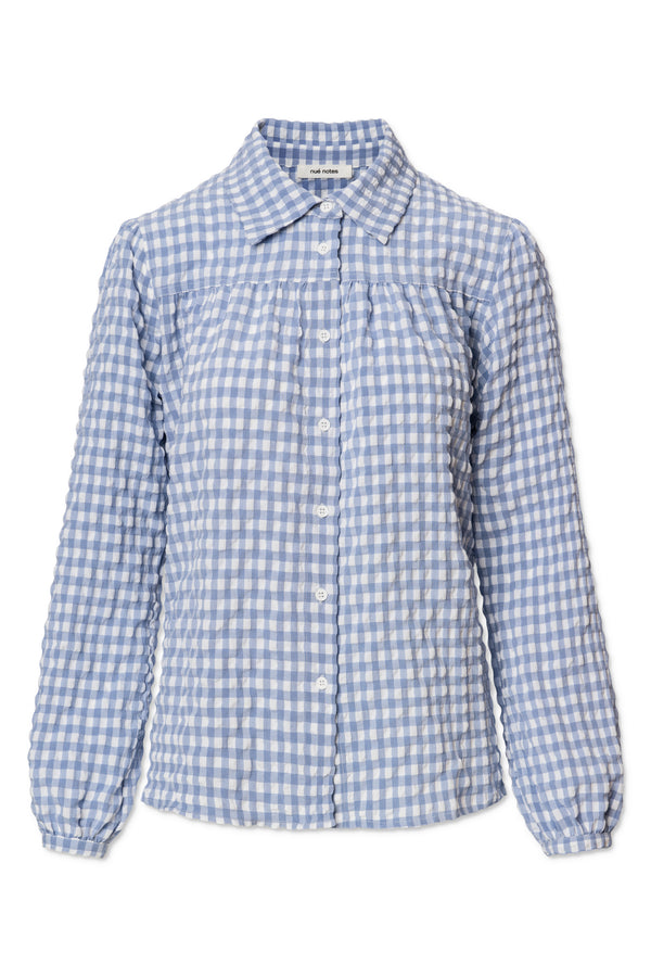 Jenni Shirt - Light Blue