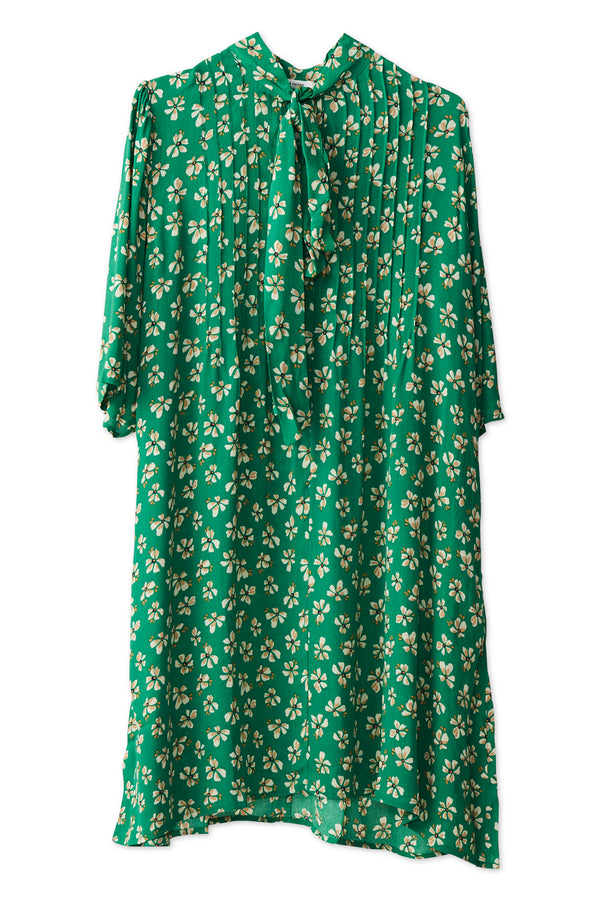 Penny Dress - Leprechaun Green
