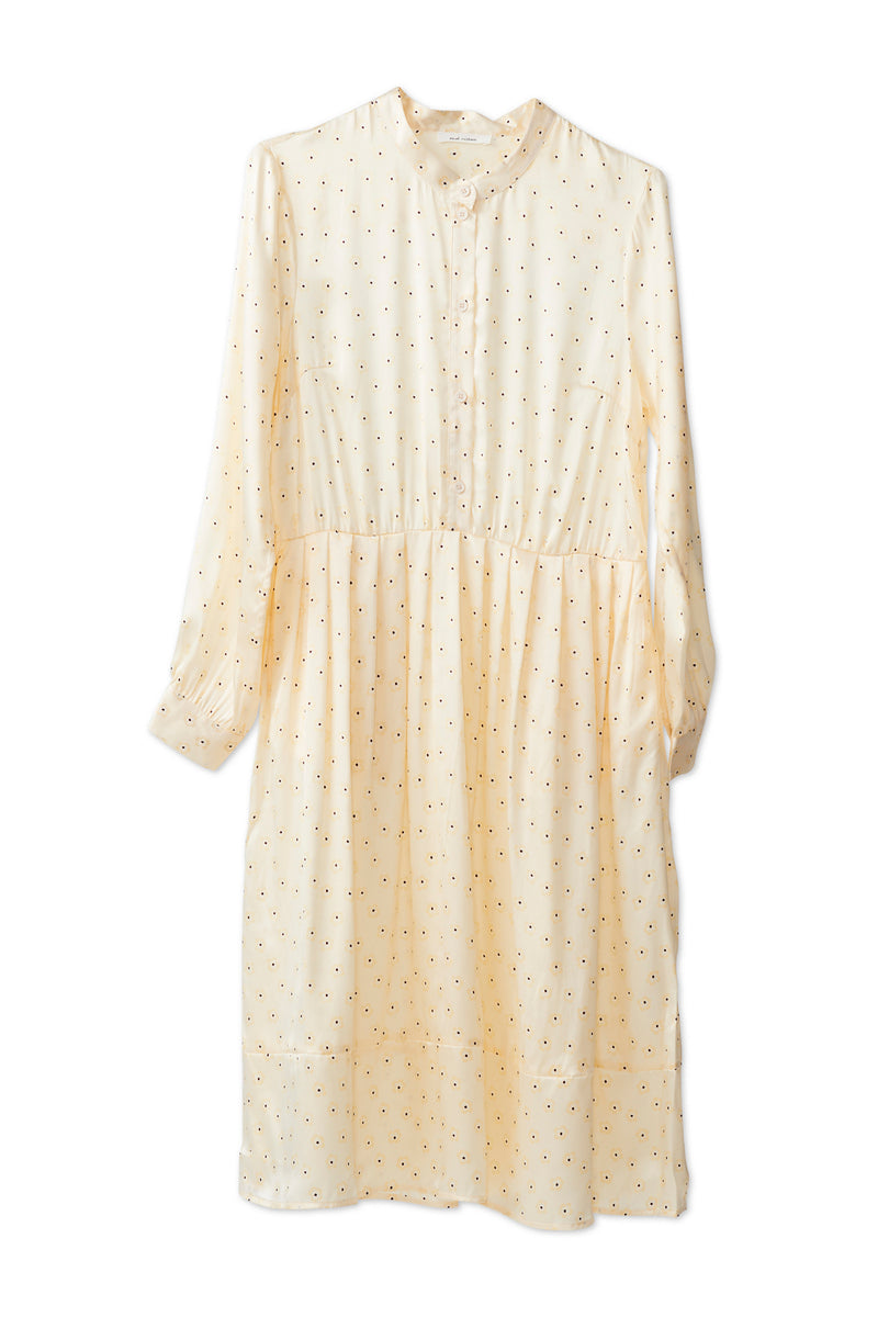Maxime Dress - Italian Straw