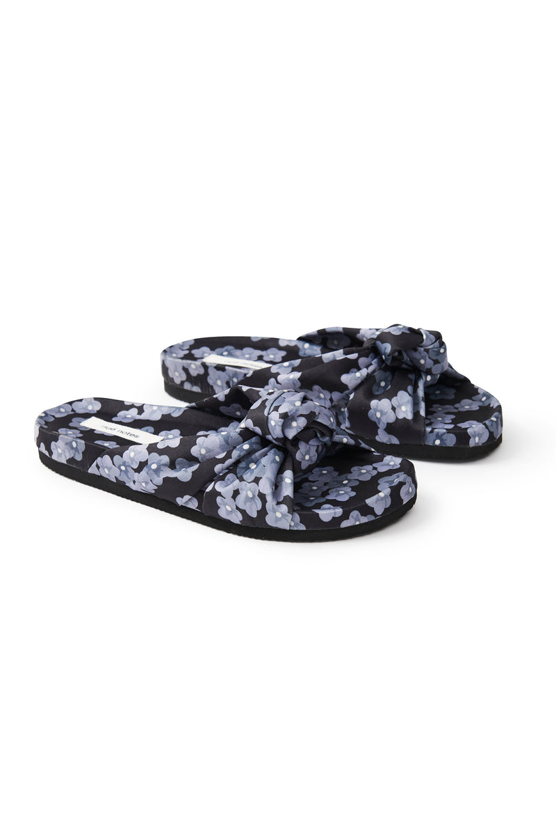 Bene Sandal Dusty Blue