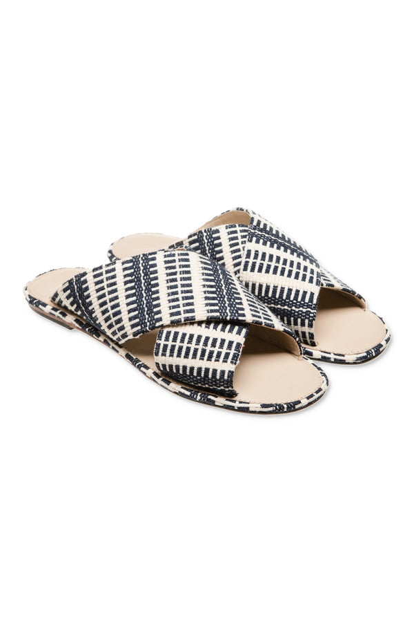Valuta Sandal - Navy
