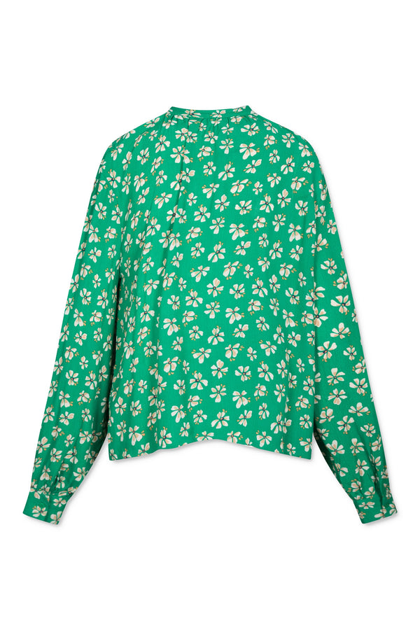 Aline Shirt - Leprechaun Green