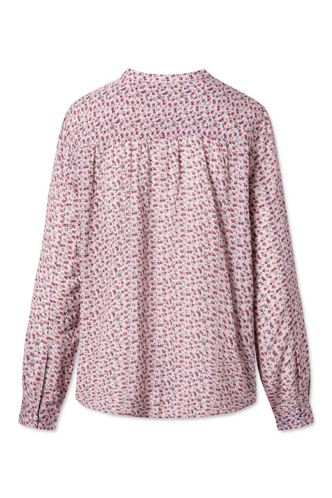 Betty Shirt - Lilac Marble