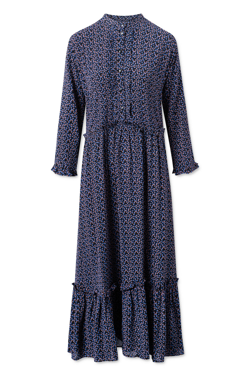 Doanna Dress - Captains Blue