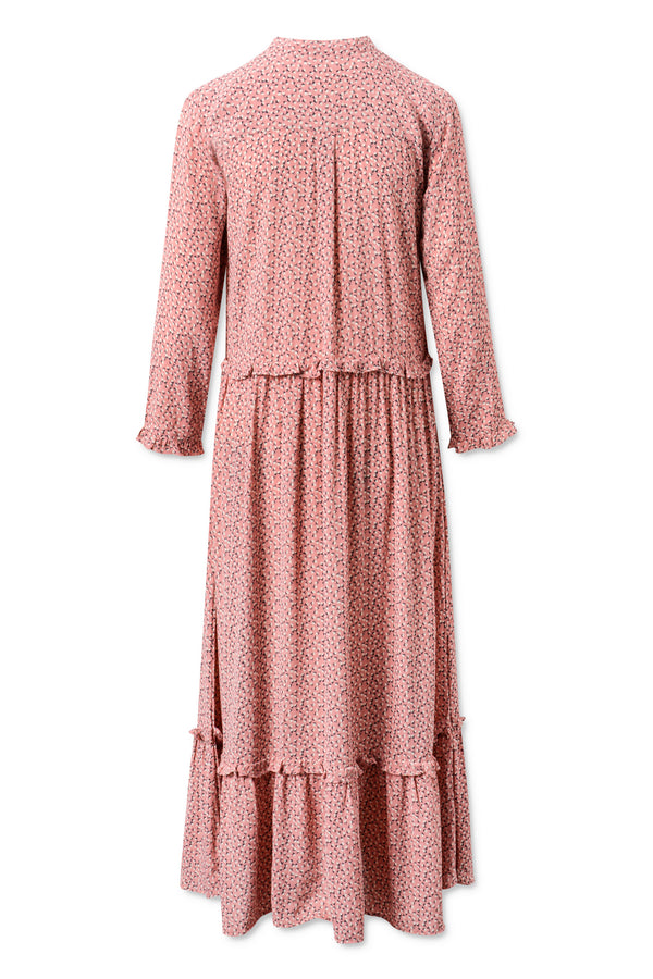 Doanna Dress - Coral Blush