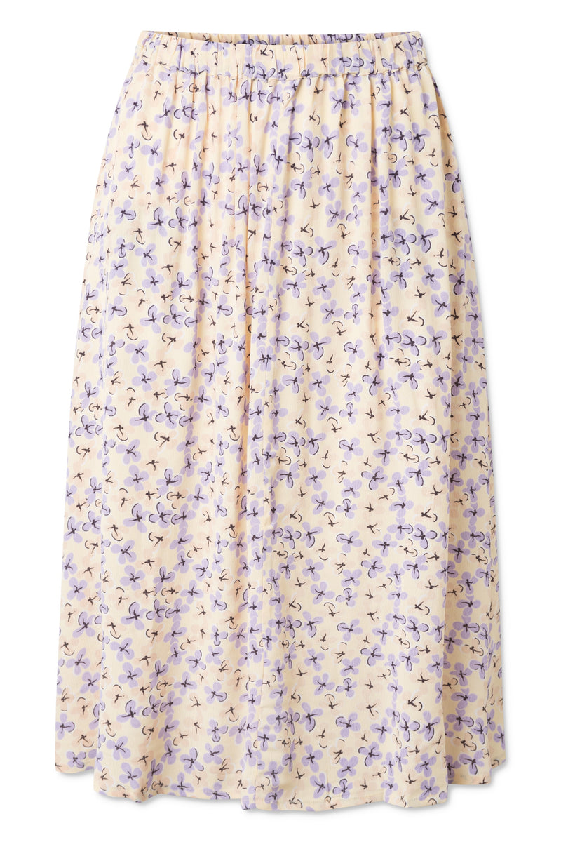 Diana Skirt - Purple Heather