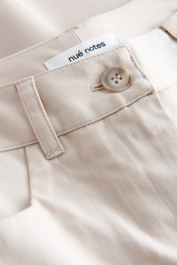 Elton Shorts - Cloud Cream