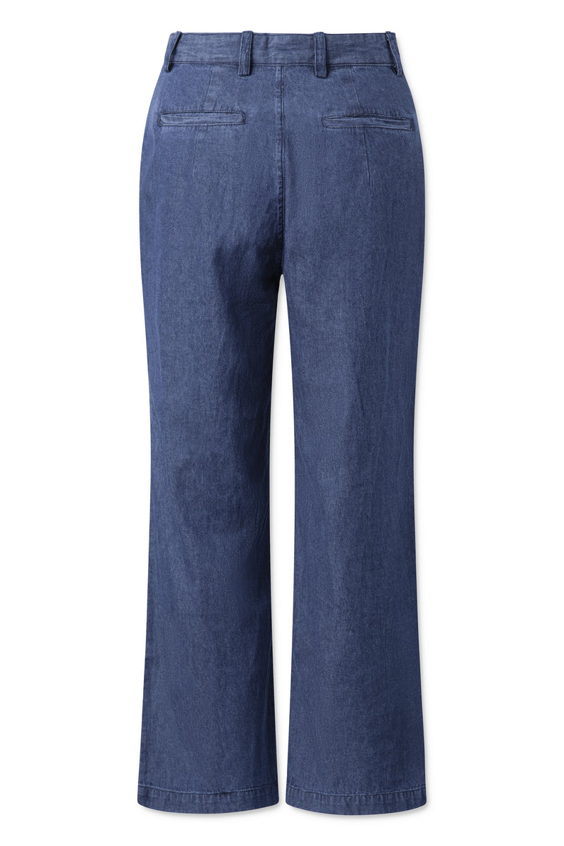 Emilia Pants - Denim Blue