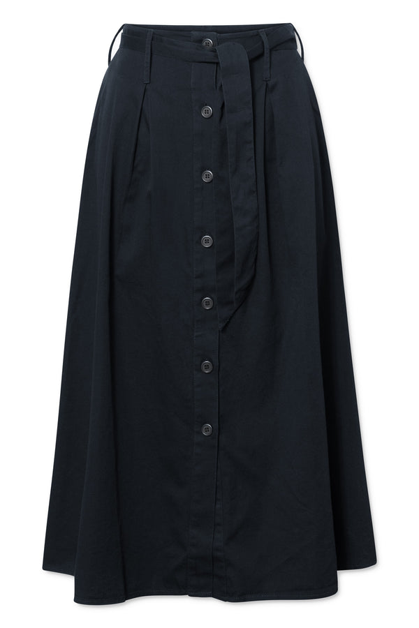 Geneve Skirt - Navy
