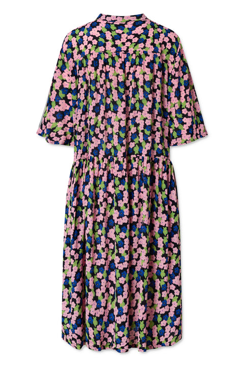 Henri Dress - Rose Shadow
