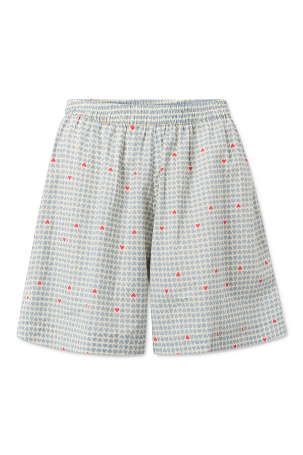 Juliana Shorts - Cashmere Blue
