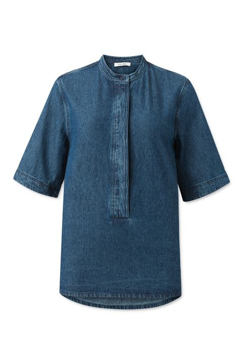 Lilje Shirt - Denim Blue