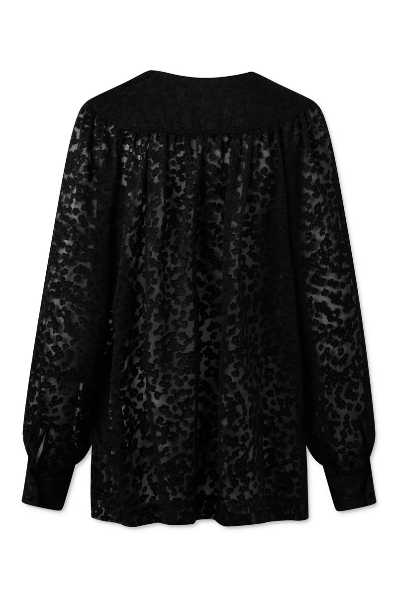 Lisa Blouse - Black
