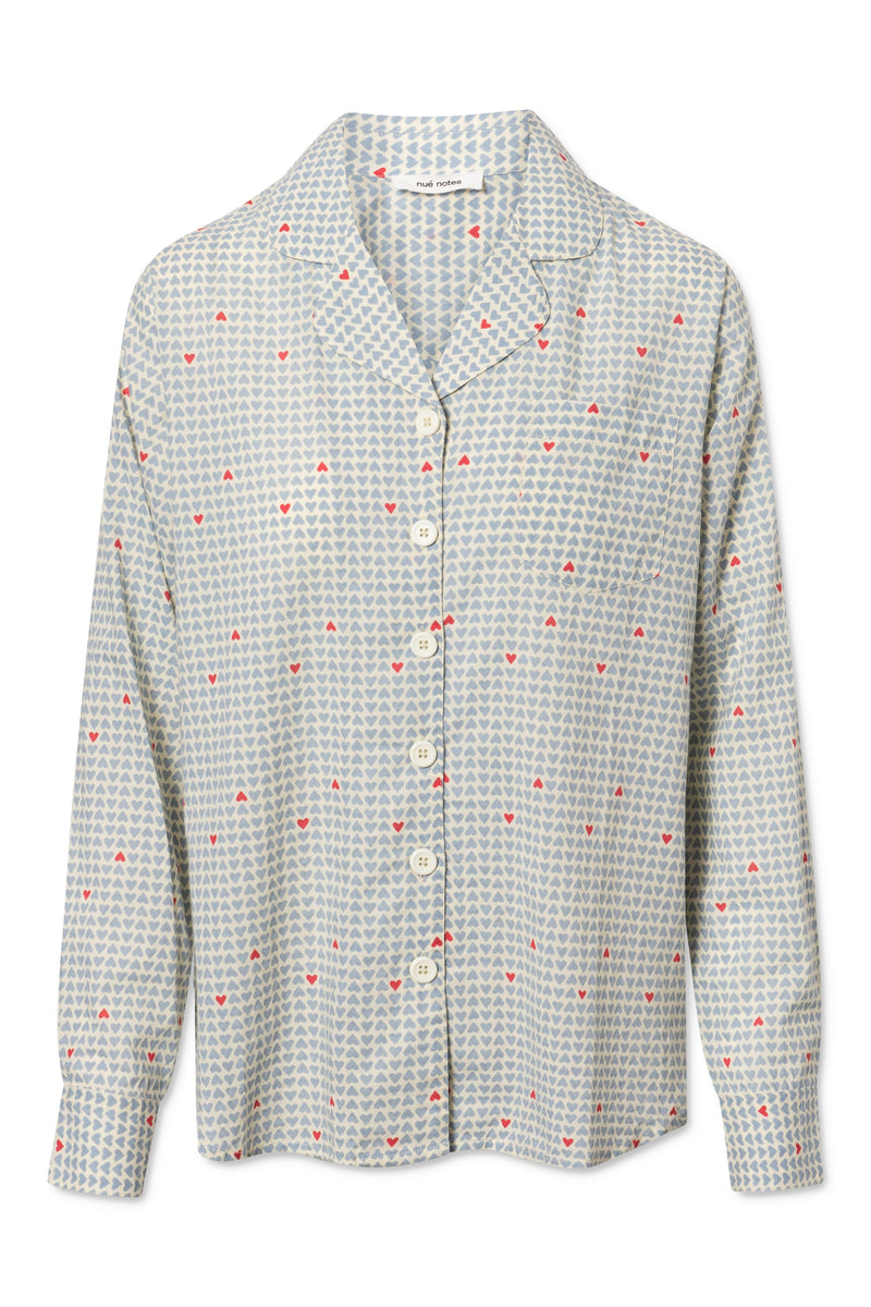 My Shirt - Cashmere Blue