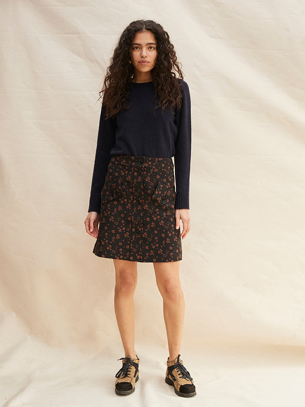 Paola Pullover - Navy