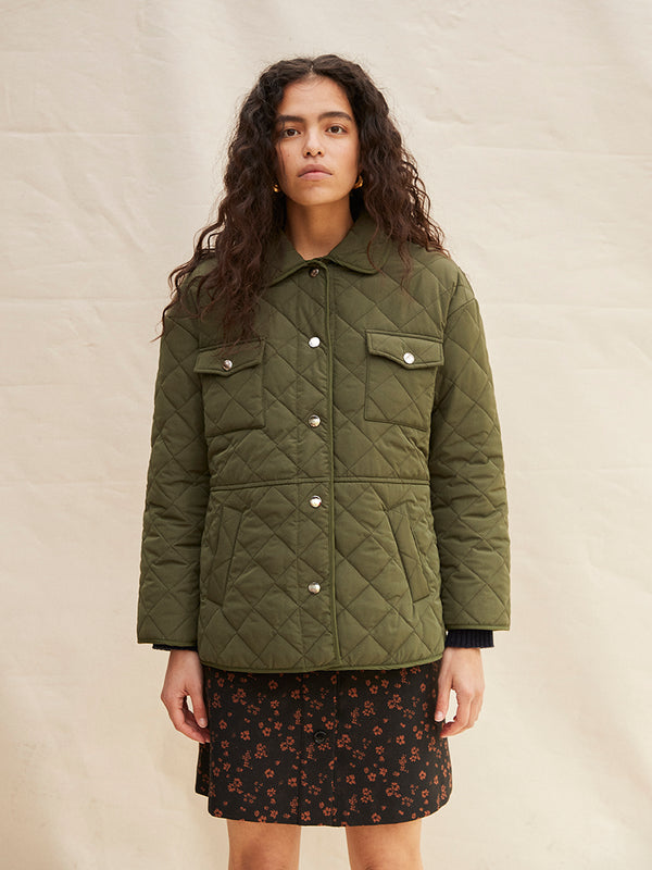 Ruben Jacket - Army