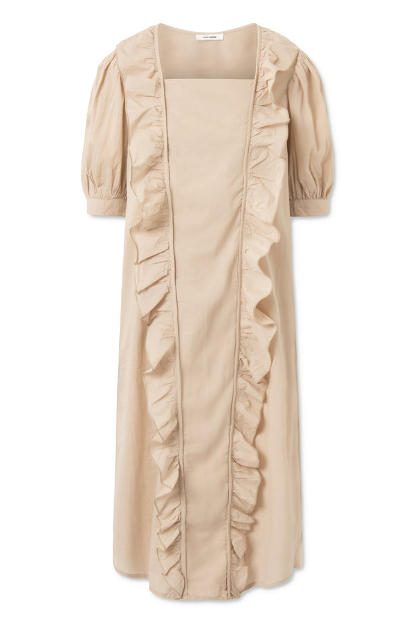 Pippa Dress - Doeskin